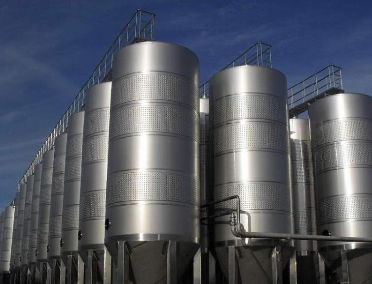 山东发酵储罐